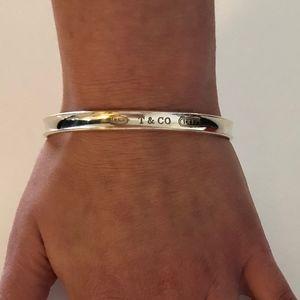 Tiffany & Co. Silver Bangle Bracelet